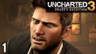 Stephen Plays Uncharted 3 1