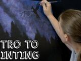 Intro to Painting - Skyrim