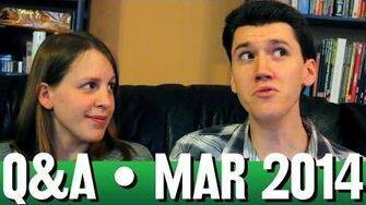 StephenVlog Q&A - March 2014