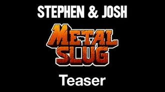 Metal Slug Teaser