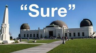 The Griffith Observatory • 7.23