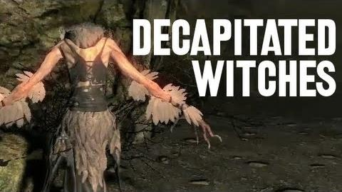 Decapitated Witches