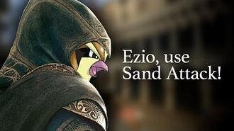 Sand Attack is Ineffective!