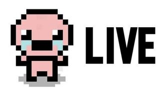 The Binding of Isaac - LIVE