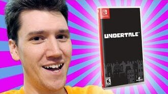 Physical Copy of UNDERTALE • 8.13.18