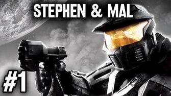 Stephen & Mal Halo Anniversary 1