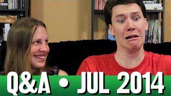 StephenVlog Q&A - July 2014