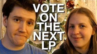 VOTE FOR THE NEXT LP!