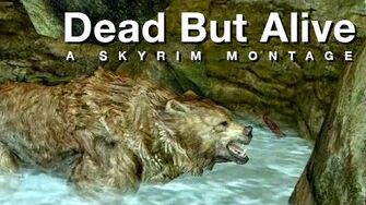 Dead But Alive A Skyrim Montage