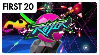 Rifter - First20