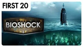 BioShock (Nintendo Switch) - First20