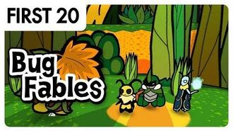 Bug Fables The Everlasting Sapling First20