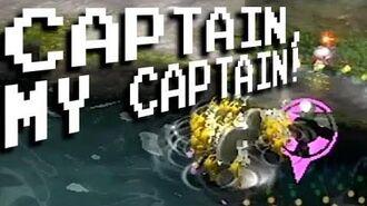 Captain, My Captain!