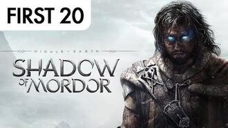 Middle-earth- Shadow of Mordor - First20