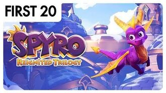 Spyro Reignited Trilogy - First20