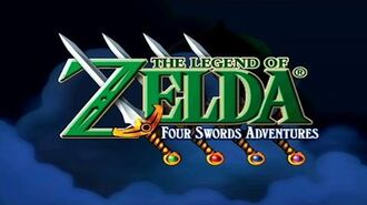 The Legend of Zelda- Four Swords Adventures - Episode 1- Lake Hylia