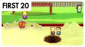 Kindergarten - First20