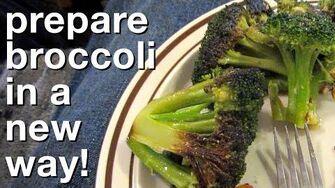 Brand Spankin' New Broccoli (Day 2259 - 1 31 16)