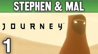 "Journey 1 - ""Games as Art"""