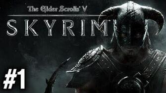 Stephen Plays Skyrim 1