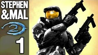 "Halo 2 Anniversary 1 - ""Master Chief is Back!"""
