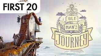 Old Man's Journey • First20