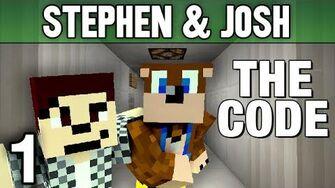 The Code Minecraft 1 (w Josh)