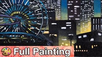 "Grand Theft Auto V - ""Del Perro"" Painting (Full Version)"