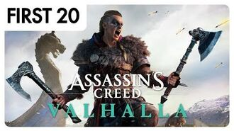 FIRST20 Assassin's Creed Valhalla