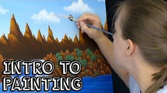 Intro to Painting - Sonic