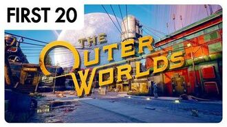The Outer Worlds - First20