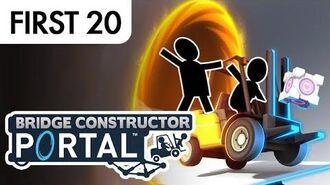 Bridge Constructor Portal • First20