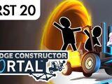 Bridge Constructor Portal - First20