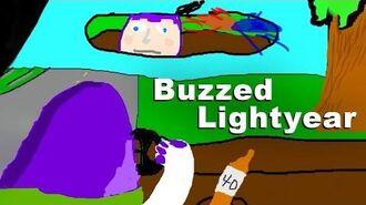 Buzzed Lightyear
