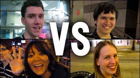 Chuggaaconroy VS StephenPlays VS MasaeAnela VS Mal (StephenPlays)