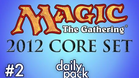 2012 Core Set MtG 2 - Daily Pack