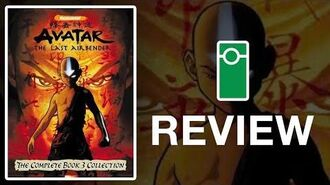 Avatar The Last Airbender - Book 3 Review • 10.16.18