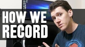 How We Record Let's Plays • 6.2.17