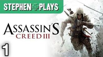 Assassin's Creed III -1 • Phantom of the Opera