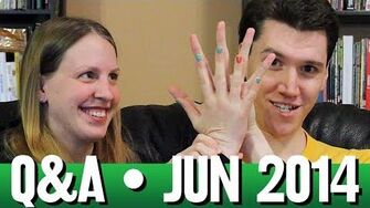 StephenVlog Q&A - June 2014