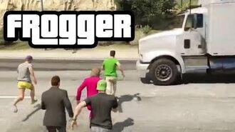 GTA Frogger