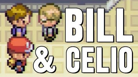 Bill and Celio
