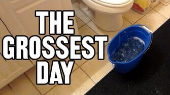 There's Poop Water Everywhere (Day 2196 - 11 29 15)