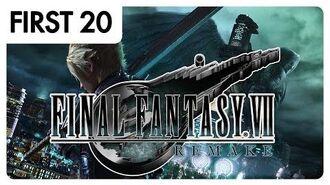 Final Fantasy VII Remake First20