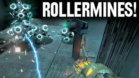 Attack of the Rollermines!