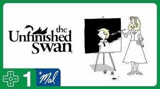 The Unfinished Swan -1 • Painting Our Way to Adventure!