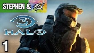 "Halo 3 -1 - ""Let's Finish The Fight!"""
