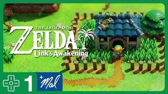 Two Games at Once! - Zelda- Link's Awakening -1