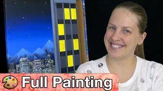 "Mega Man 2 - ""Hero"" Painting (Full Version)"