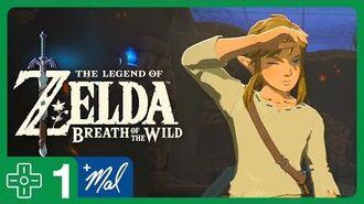 """""""Long Slumber"""" - Zelda- Breath of the Wild -1"""